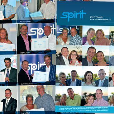 SPIRIT Awards Invitation and Photography
